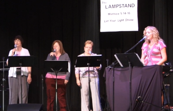 Lampstand Band